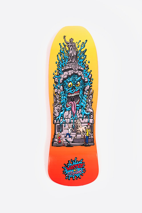 WASTED x JIMBO Board
