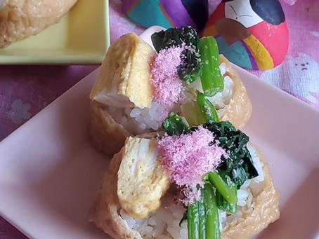 「極上しびれじゃこ」で作るアレンジ雛寿司