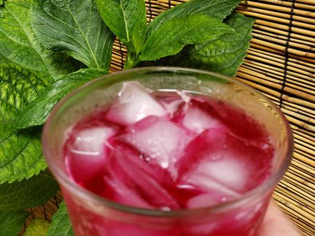 京都で夏バテにおすすめ 「赤紫蘇ジュース」の作り方