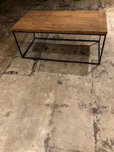 無垢材ローテーブル