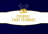 Exclusive Yacht Weddings