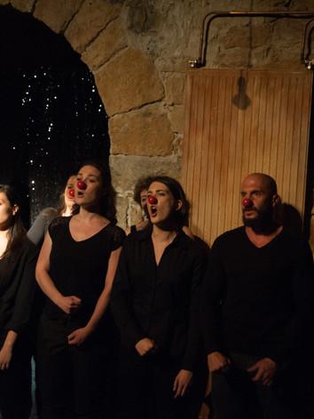 Cabaret 2017 (photo Ali Aouzoulene)