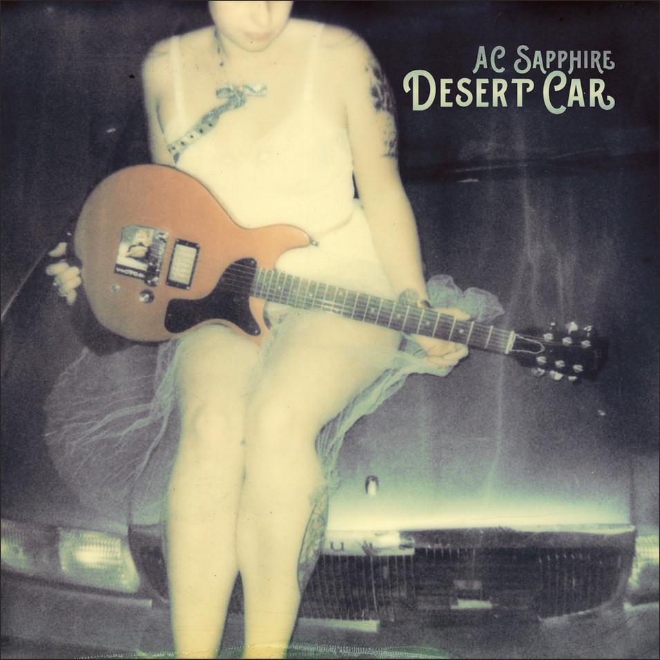 Desert Car