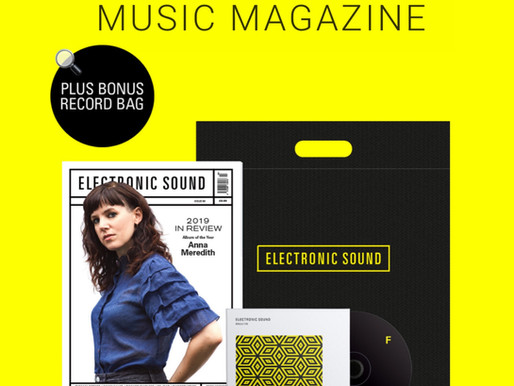 Amon Tobin Featured in Electronic Sound Magazine