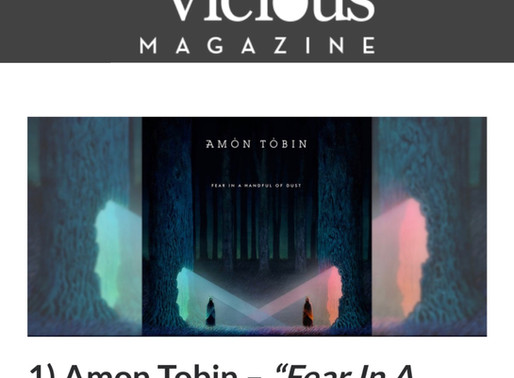 Fear In A Handful of Dust #1 in Vicious Magazine