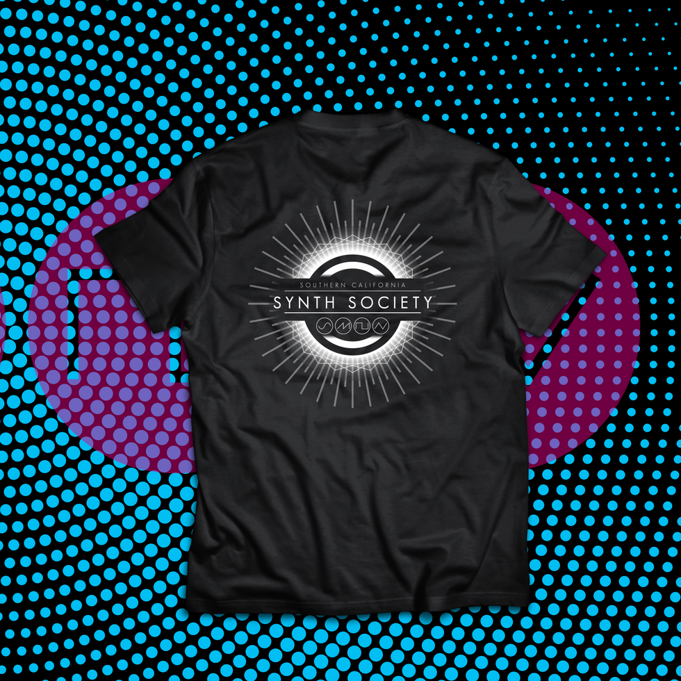 Southern California Synth Society T-Shirt
