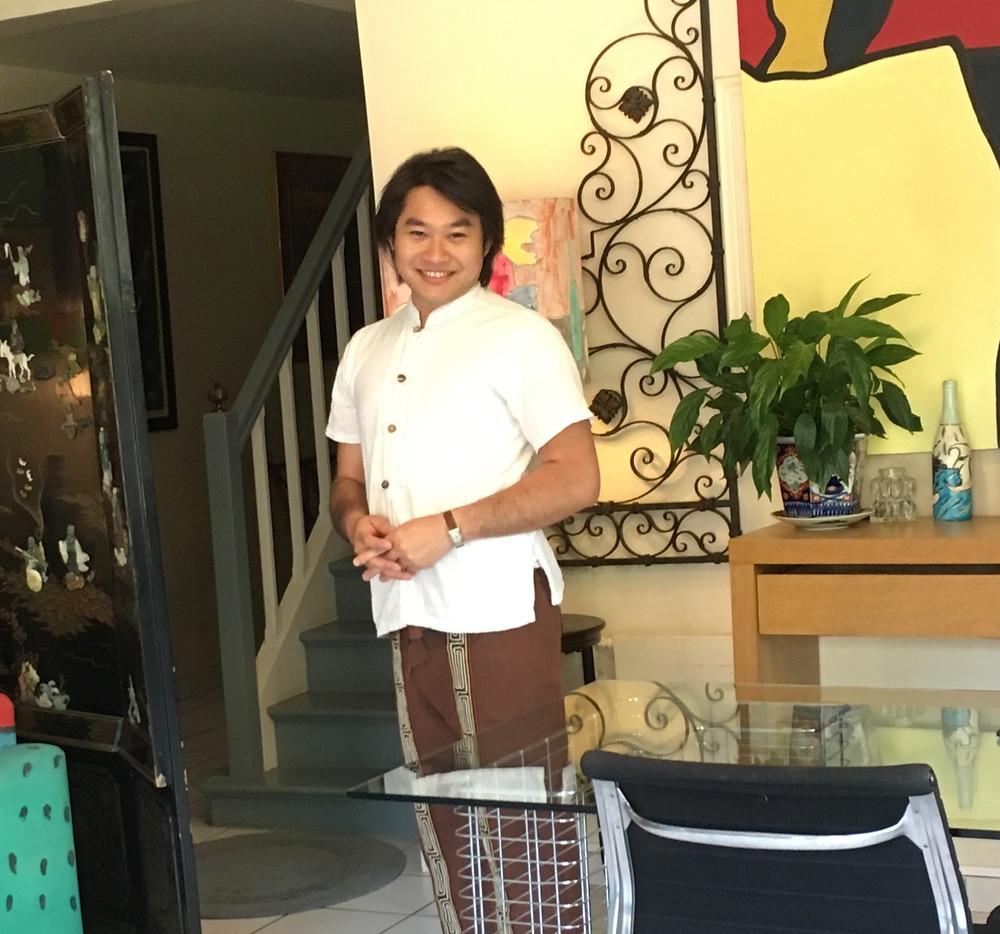 Deen , massuer Thailandais