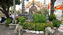 École de massage du Wat Pho à Bangkok