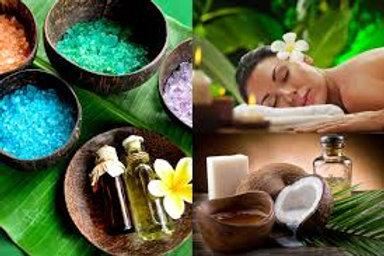 Rituel Suite Privée ( deux soins et un massage 60 mn par personne )