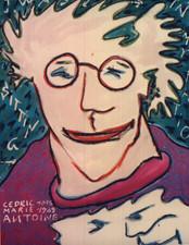 homme aux lunettes
