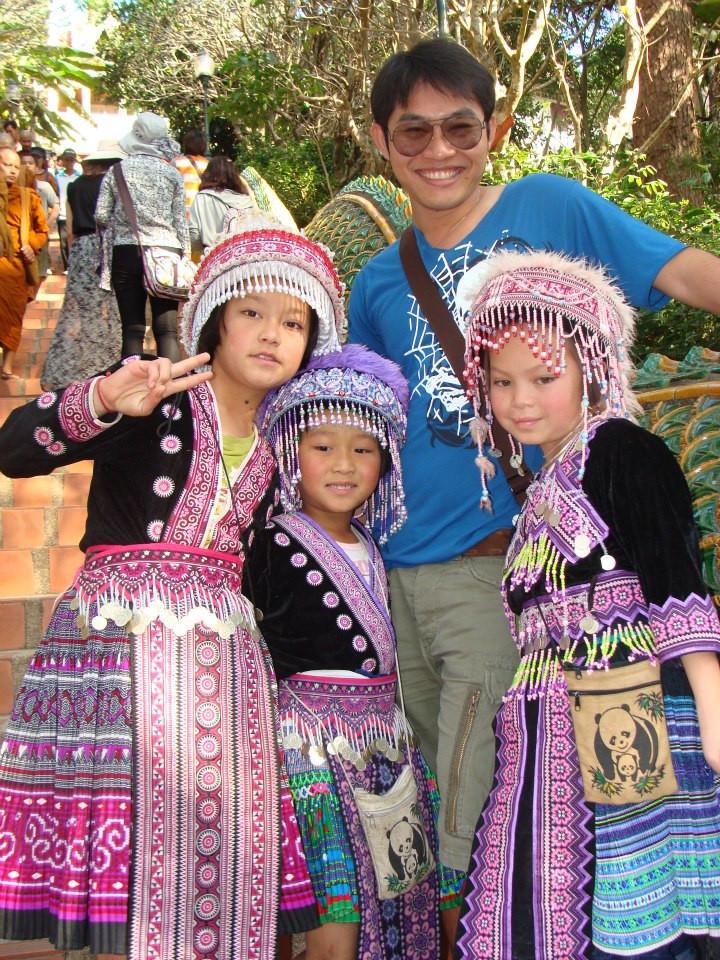 Deen en Thailande 2013