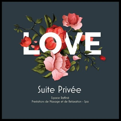 valentin love suite privée
