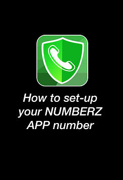 How to set-up your NumberzApp onto your iPhone