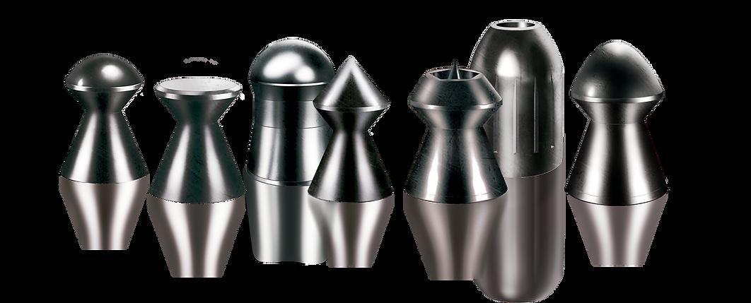 Chumbos agrupados - Top quality pellets group
