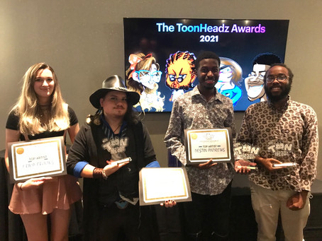 ToonHeadz Awards and Party