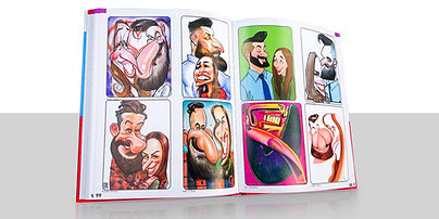 Ultimate guide to modern live caricature