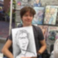 Bobby Morris Caricature Festival
