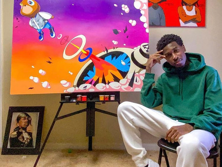 Destin Andrews: The ToonHeadz Artist Highlight