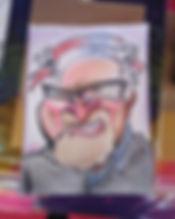 Sean Caricature Art