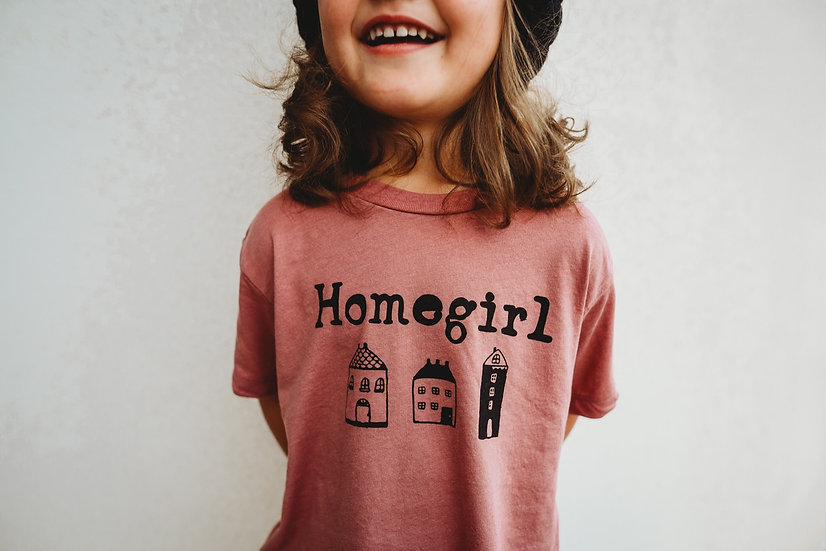 Homegirl Tee