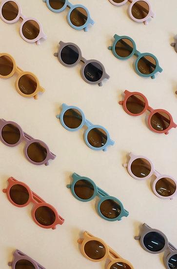 Round Sunglasses for Toddler, UV400