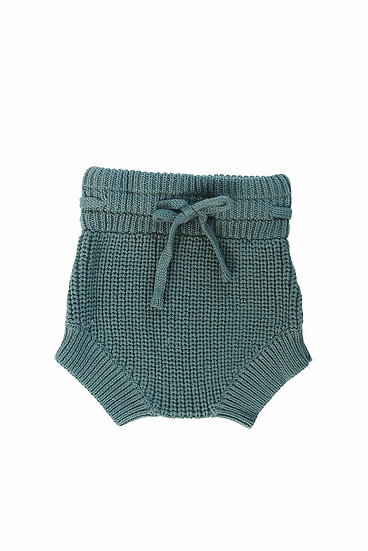 Knit Bloomers Teal