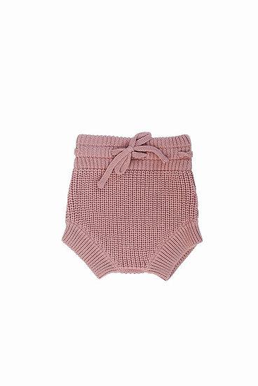 Knit Bloomers Blush