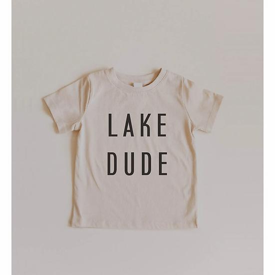 Lake Dude Tee