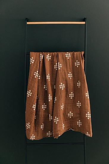 Chestnut Textiles Muslin Swaddle