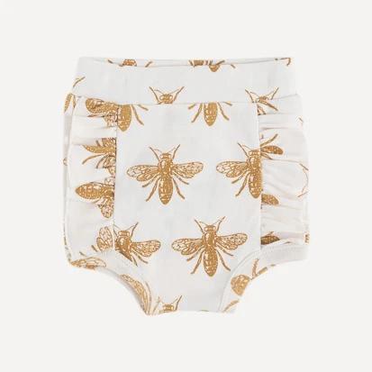 Bee Ruffle Bloomer