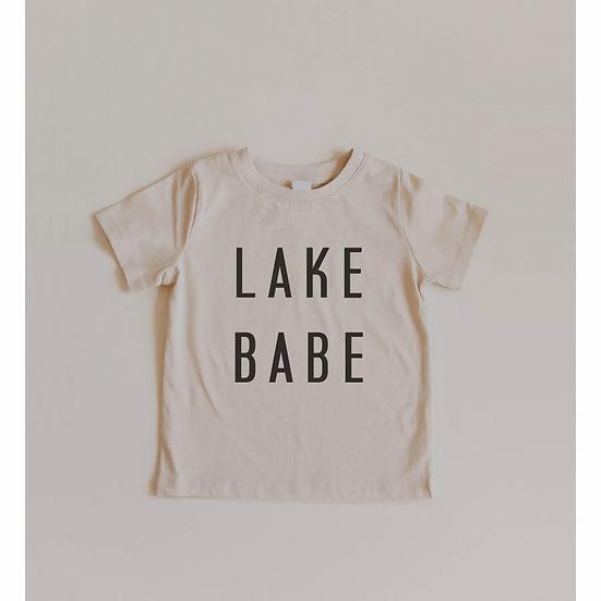 Lake Babe Tee