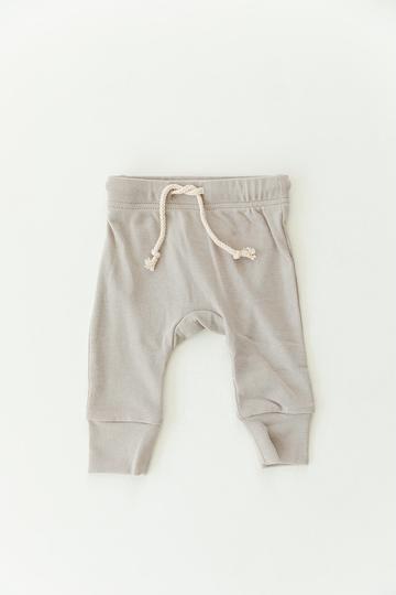 Cotton Ash Jogger Pants