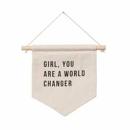 World Changer Hang Sign