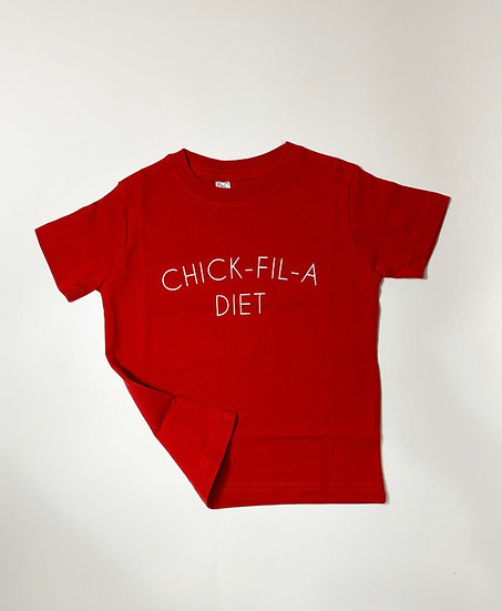 Chick-Fil-A Diet Tee