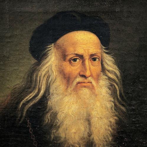 """Leonardo di ser Piero da Vinci 8"""""""