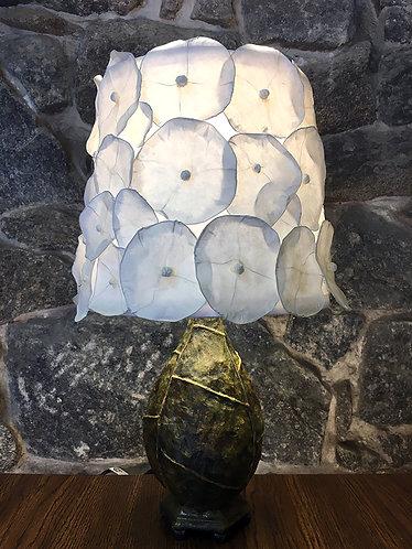 Lotus Leaf Shade Table Lamp