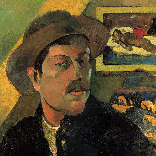 Paul Gauguin 8""