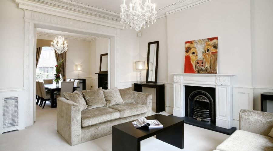 Georgian House Living Room ideas