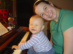 Mommy & Baby Mozart.JPG