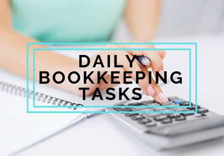 Daily Bookkeeping Tasks