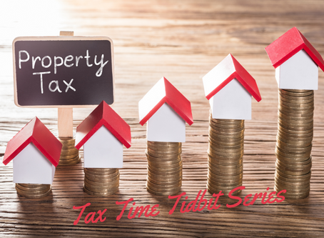 Real Estate Taxes (Itemized Deductions Mini-Series)