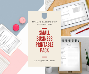 Small Business Printable Pack