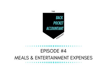 Meals & Entertainment Expenses