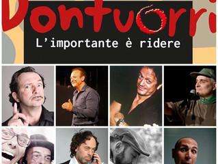 Martedì 22 maggio al Circolone di Legnano - Laboratorio di Cabaret Dontuorri con tanti artisti...(ul