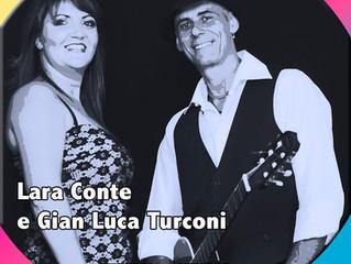 Lara Conte & G.Luca Turconi al BLUES CANAL di Milano