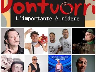 Martedì 10 aprile al Circolone di Legnano Laboratorio di Cabaret Dontuorri