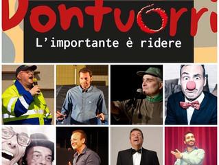 Circolone Cabaret - Laboratorio Dontuorri a Legnano con tanti artisti...martedi 17 aprile ore 21
