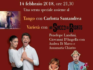 TANGO e CABARET a Casa Spadoni a Faenza
