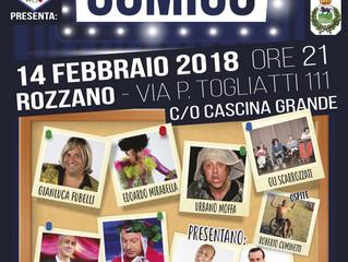DIVERSAMENTE COMICO alla Cascina Grande - Rozzano