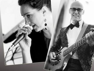 Monica della Vedova e Gian Luca Turconi LIVE al RID E PACIA' di Legnano